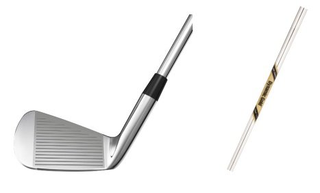 What Clubs Does Tiger Woods Use 2015 Irons
