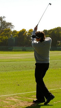 How To Hit The Golf Ball Farther - Image 1