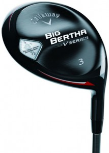 Callaway Big Bertha V Series Fairway Wood