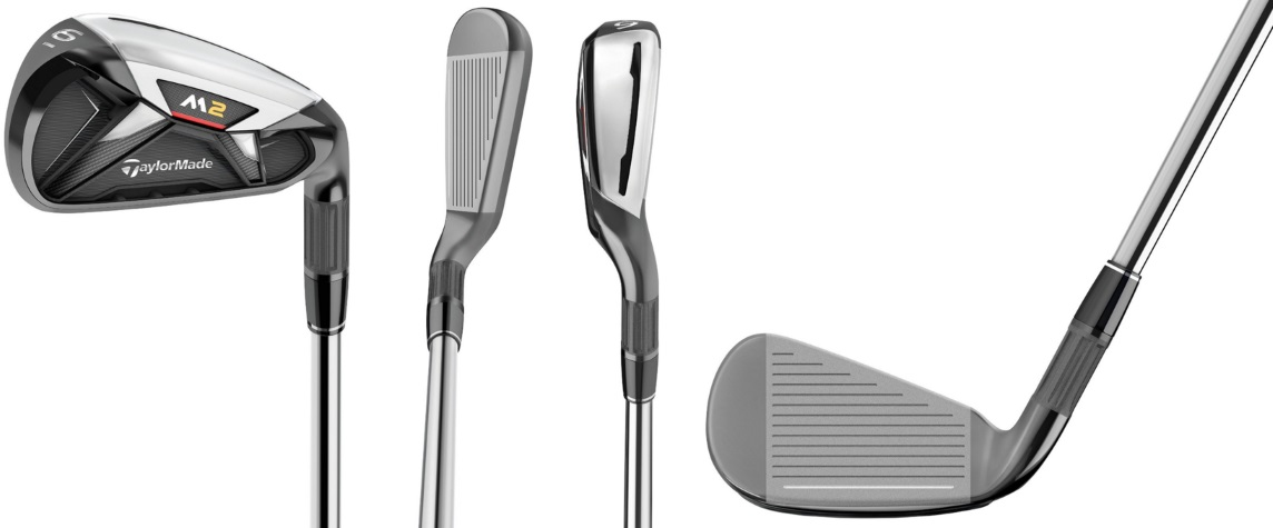 TaylorMade M2 Iron Reviews