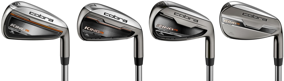 Cobra KING F6 Iron Review
