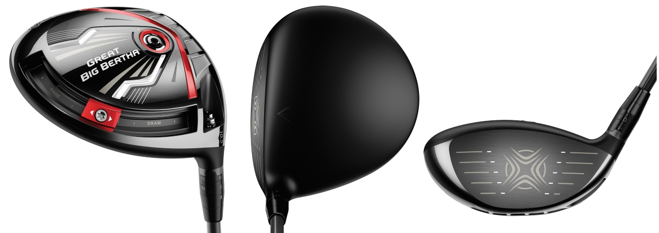 Callaway Great Big Bertha Driver Review Speed And Forgiveness