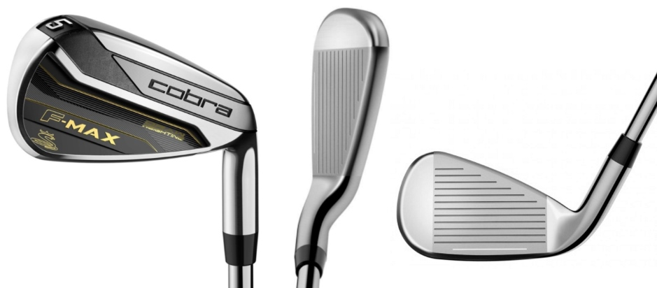Cobra F-MAX Irons Review
