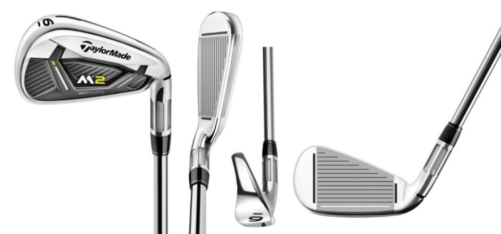 TaylorMade 2017 M2 Irons Review - Distance, Height & Forgiveness