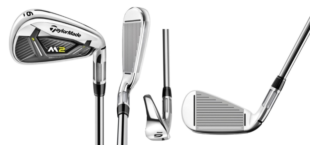 TaylorMade 2017 M2 Irons Review