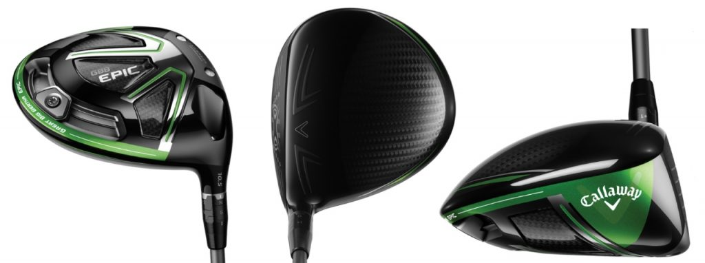 Callaway GBB Epic Driver - 3 Perspectives