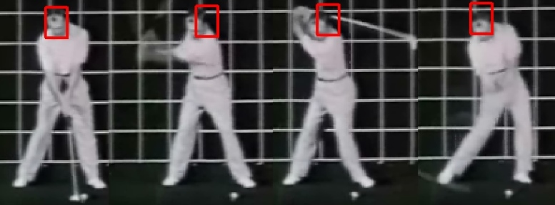 The Stress-Free Golf Swing - Hogan's Head Movement Sequence