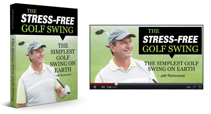 The Stress-Free Golf Swing Review Product Shot