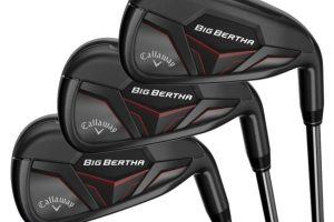 Callaway 2019 Big Bertha Irons Review - Irons 2
