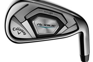 Callaway Rogue Irons Review - Iron 2