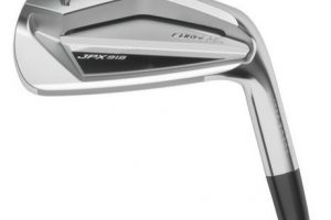Mizuno JPX919 Forged Irons
