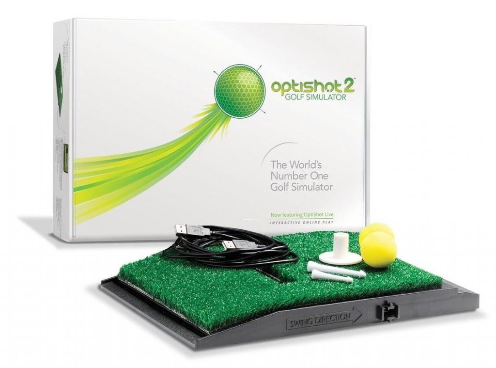 OptiShot 2 Simulator Box & Device