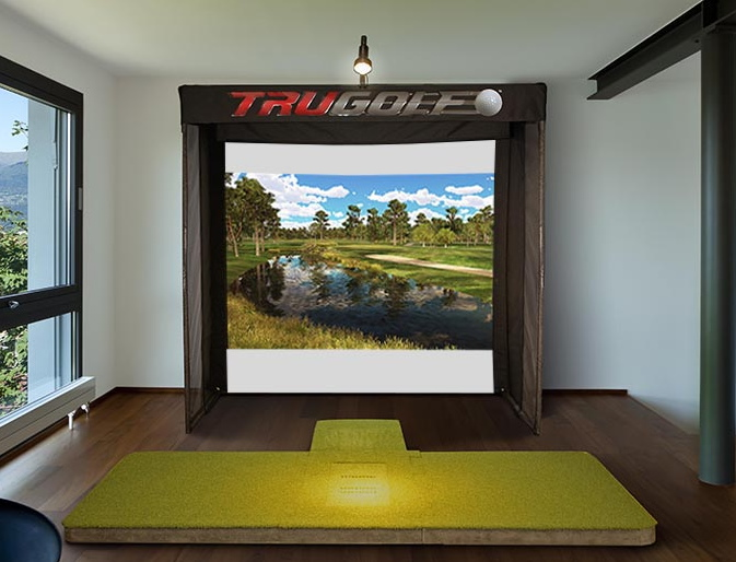 TruGolf Vista 8 Golf Simulator
