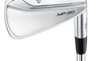 Mizuno MP-20 MB Irons - Featured