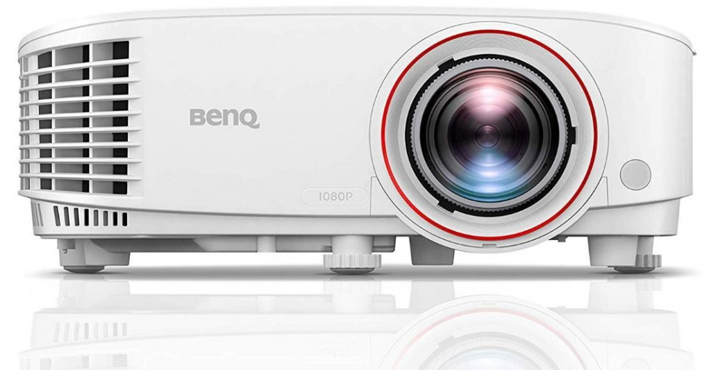 BenQ TH671ST Short Throw Projector - Front View