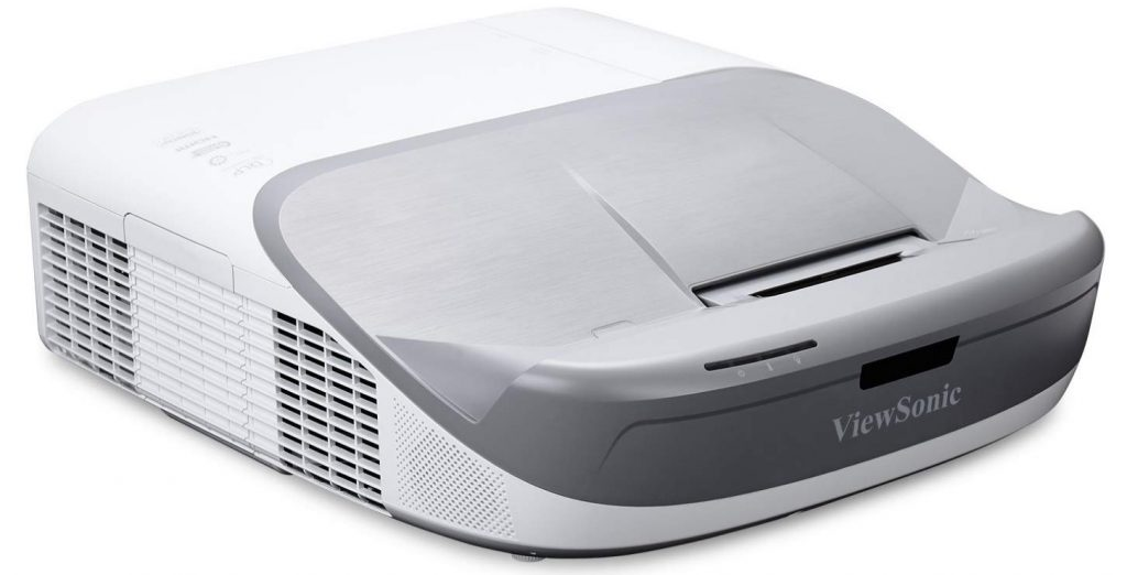 ViewSonic PX800HD Projector - Angled View
