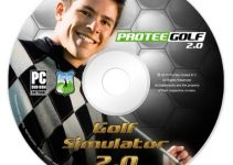 ProTee Golf 2.0 Software Disc