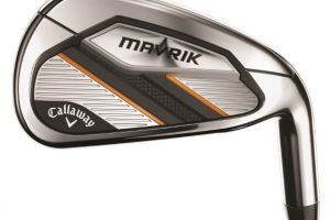 Callaway MAVRIK Standard Irons