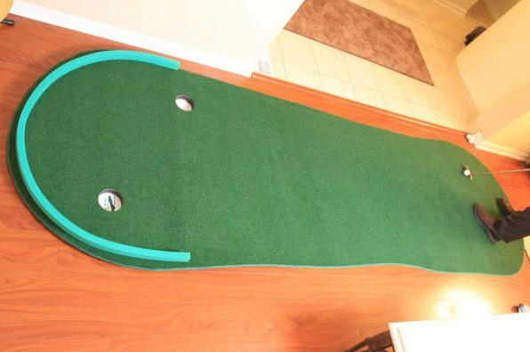 Big Moss Augusta V2 Putting Green