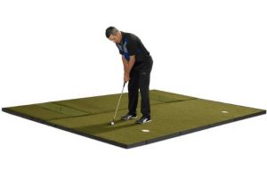 Fiberbuilt Combo Mat & Putting Green