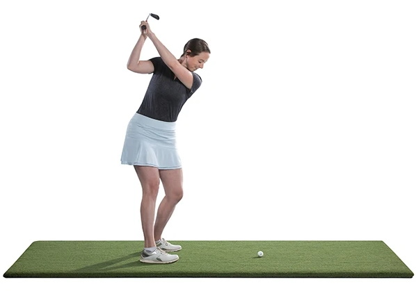 SwingTurf Golf Mat