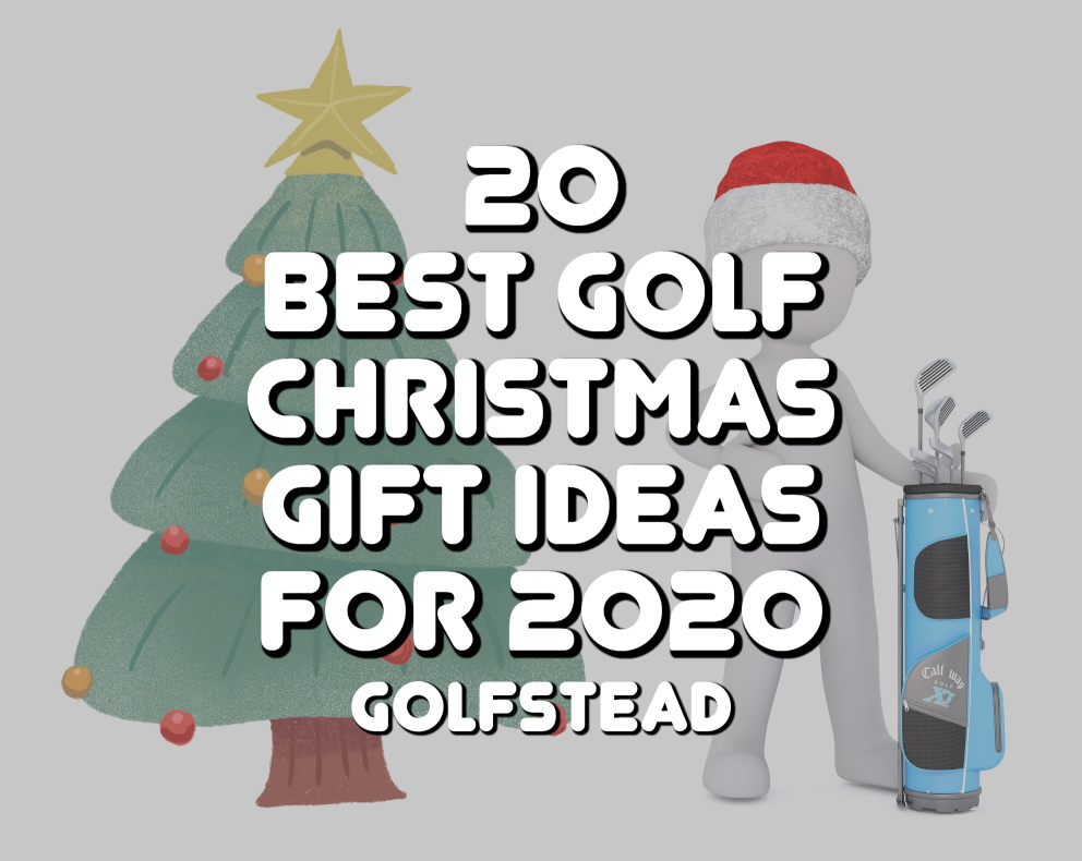Best Golf Christmas Gifts 2020 - Banner