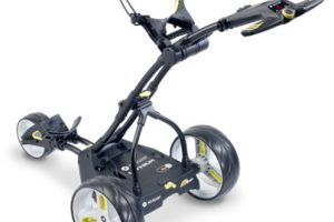 Motocaddy M1 PRO Electric Golf Caddy